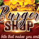 Burger Shop - GraphicRiver Item for Sale