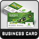 Garden Landscape Business Card Template - GraphicRiver Item for Sale