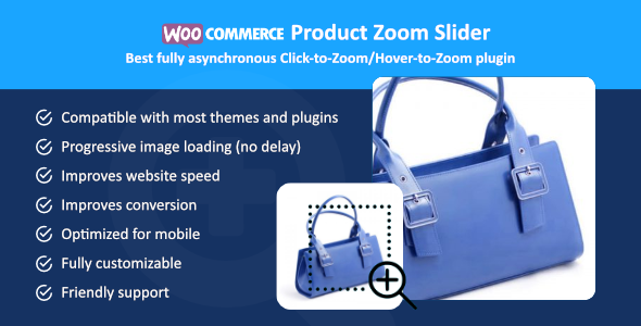 WooCommerce Product Zoom Slider (Click-to-Zoom/Hover-to-Zoom) - CodeCanyon Item for Sale