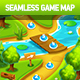Forest Seamless Game Map