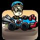 Game Character - Geek Racer Boy Sprites