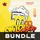 Oktober Festival Flyer Bundle - GraphicRiver Item for Sale