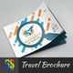 Travel Agency Brochure Template - GraphicRiver Item for Sale