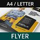 Builder Flyer - GraphicRiver Item for Sale