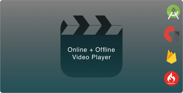 Online + Offline Android Video Player            Nulled