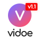 VIDOE - Video Streaming Website HTML Template - ThemeForest Item for Sale