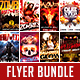 Halloween Flyer Bundle Vol.1 - GraphicRiver Item for Sale
