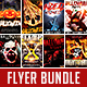 Halloween Flyer Bundle Vol.2 - GraphicRiver Item for Sale
