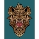 Angry Hyena - GraphicRiver Item for Sale