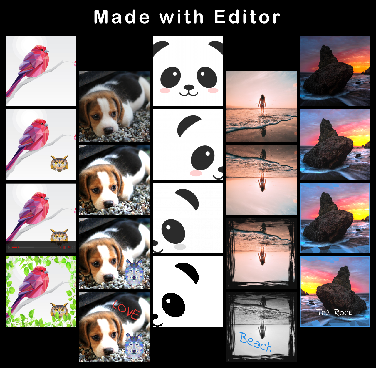 Weck - Image Handler Class with Editor