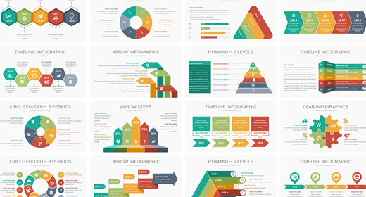 PowerPoint Presentation Templates - Special Collection