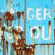 Rusty Danger Keep Out Doors - PhotoDune Item for Sale
