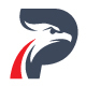 Letter P - Phoenix Logo - GraphicRiver Item for Sale