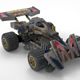 Beat Magnum TRF with interior and detail machine Hot Rod Mode