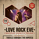 Love Rock Concert Flyer / Poster - GraphicRiver Item for Sale