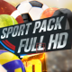 Sport Logo Reveal Pack 2 - VideoHive Item for Sale