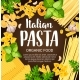 Italian Pasta with Herbs and Spices - GraphicRiver Item for Sale