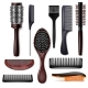 Hair Brush Vectors - GraphicRiver Item for Sale
