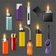Lighter Vectors - GraphicRiver Item for Sale