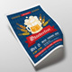 Oktoberfest 2018 Flyers - GraphicRiver Item for Sale
