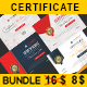 Certificate Bundle - GraphicRiver Item for Sale