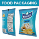 Food packaging - 3DOcean Item for Sale
