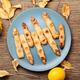 Halloween cookies like fingers - PhotoDune Item for Sale