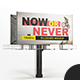 Billboard Mockups - GraphicRiver Item for Sale