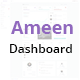 Ameen - Bootstrap Admin Dashboard HTML Template - ThemeForest Item for Sale