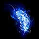 Feather of Blue Fire - GraphicRiver Item for Sale