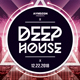 Deep House Flyer - GraphicRiver Item for Sale