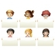 Children Holding Blank Papers - GraphicRiver Item for Sale