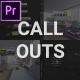 Call Outs - VideoHive Item for Sale