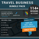 Travel Business Bundle Pack - GraphicRiver Item for Sale