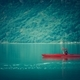 Glacial Lake Kayaking - PhotoDune Item for Sale