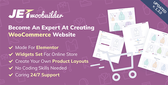 JetWooBuilder - WooCommerce Page Builder Addon for Elementor - CodeCanyon Item for Sale