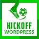 Kickoff Sports Club - WordPress Theme - ThemeForest Item for Sale