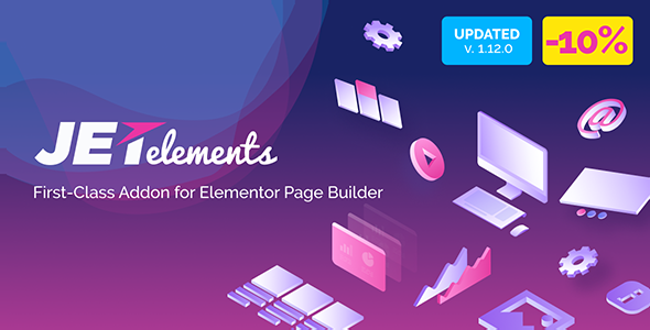 JetElements - Addon for Elementor Page Builder - CodeCanyon Item for Sale