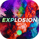 Powder Explosion Backgrounds - GraphicRiver Item for Sale