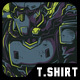 Mech Tech T-Shirt Design - GraphicRiver Item for Sale