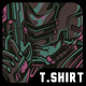 Hand Man T-Shirt Design - GraphicRiver Item for Sale