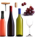 Wine Realistic Set - GraphicRiver Item for Sale