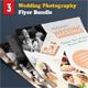 Wedding Photography Flyer Bundle - GraphicRiver Item for Sale