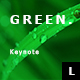 Green Minimal Keynote - GraphicRiver Item for Sale