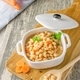 A bowl of white beans and carrot stew - PhotoDune Item for Sale