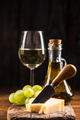 Parmesan cheese with white wine - PhotoDune Item for Sale