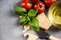 Italian spaghetti pasta border background - PhotoDune Item for Sale