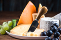 Cheese serving board - PhotoDune Item for Sale