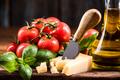 Italian simple food, spaghetti pasta - PhotoDune Item for Sale