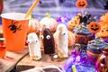 Festive food Halloween, kids party. - PhotoDune Item for Sale